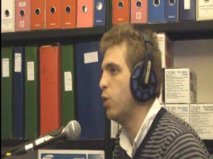 Fabio Ronchetti intervista radiofonica