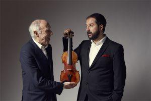 Davide Alogna e Bruno Canino