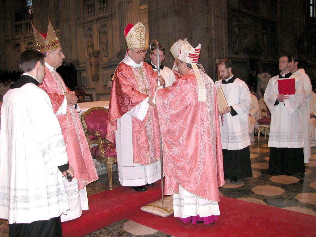 Ordinazione vescovo Oscar