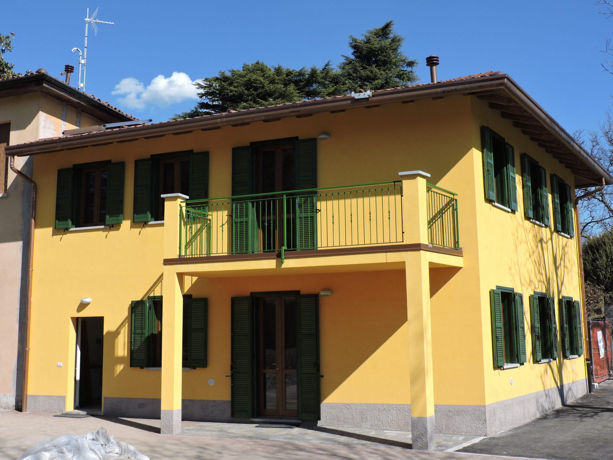 Dal 4 maggio la casa di gino di lora apre all housing for Casa maggio