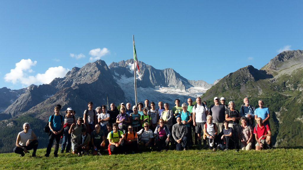 Passo Muretto - Pellegrinaggio 1