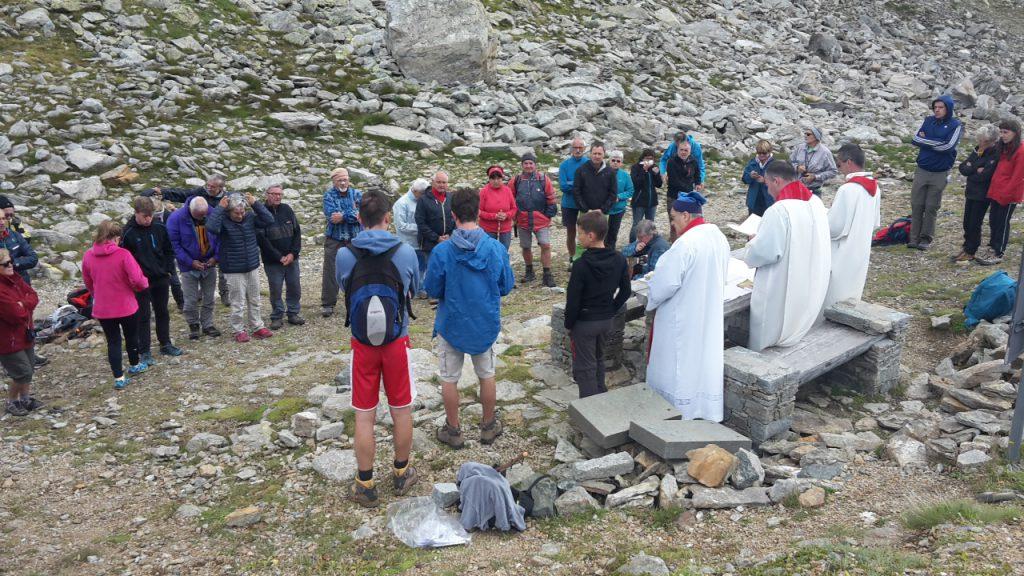 Passo Muretto - Pellegrinaggio 4