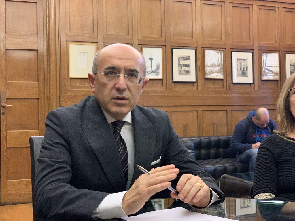 Salvatore Rosario Pasquariello, prefetto di Sondrio