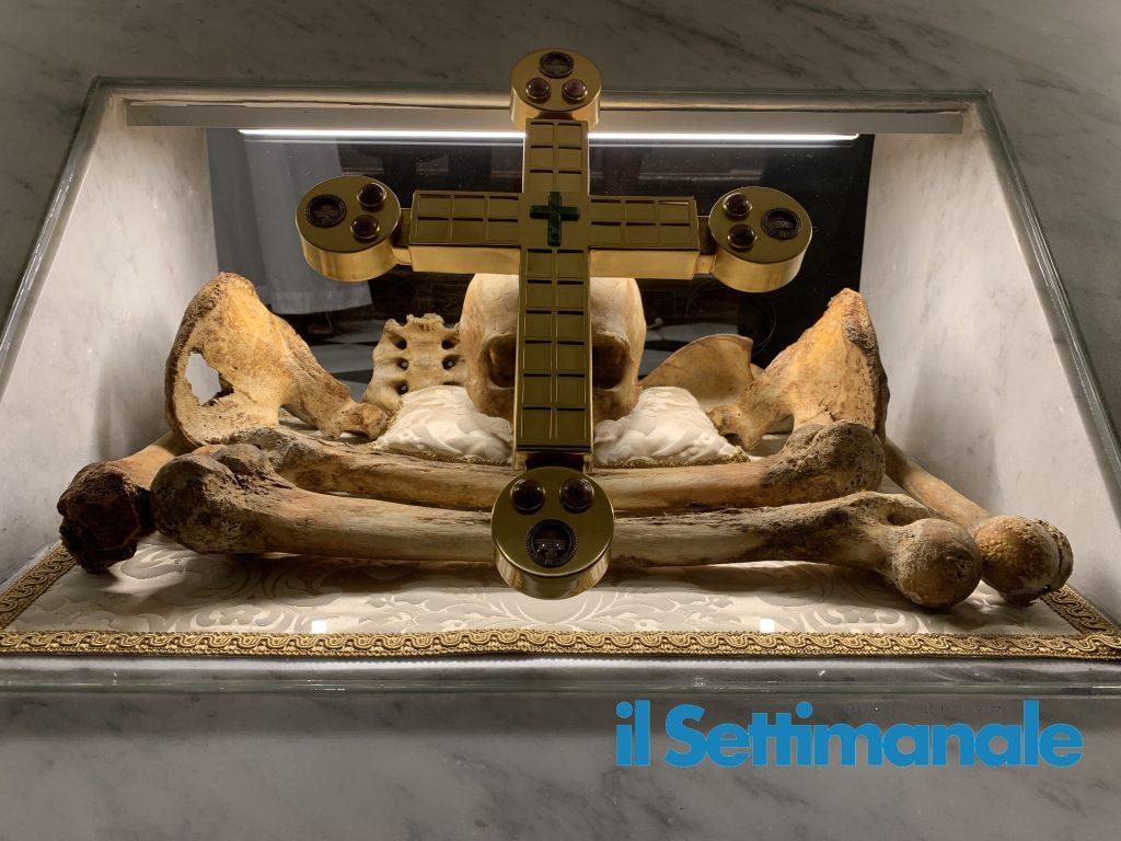 Ricollocazione delle reliquie del Beato Nicolò Rusca
