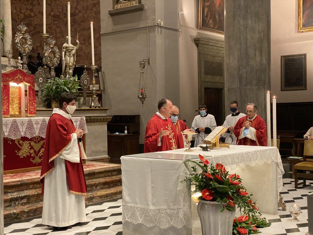 Messa solenne per il Beato Nicolò Rusca