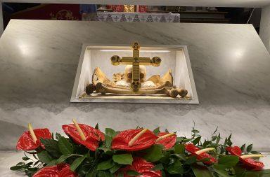 Reliquie Beato Nicolò Rusca