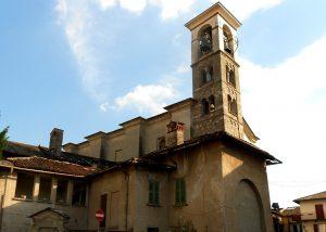 Chiesa S. Lorenzo Mandello