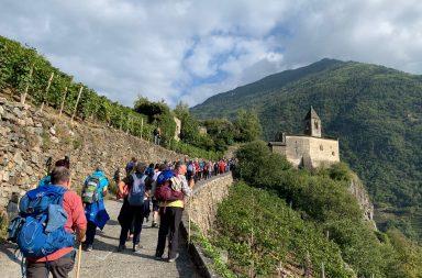 Inaugurazione Cammino Mariano delle Alpi