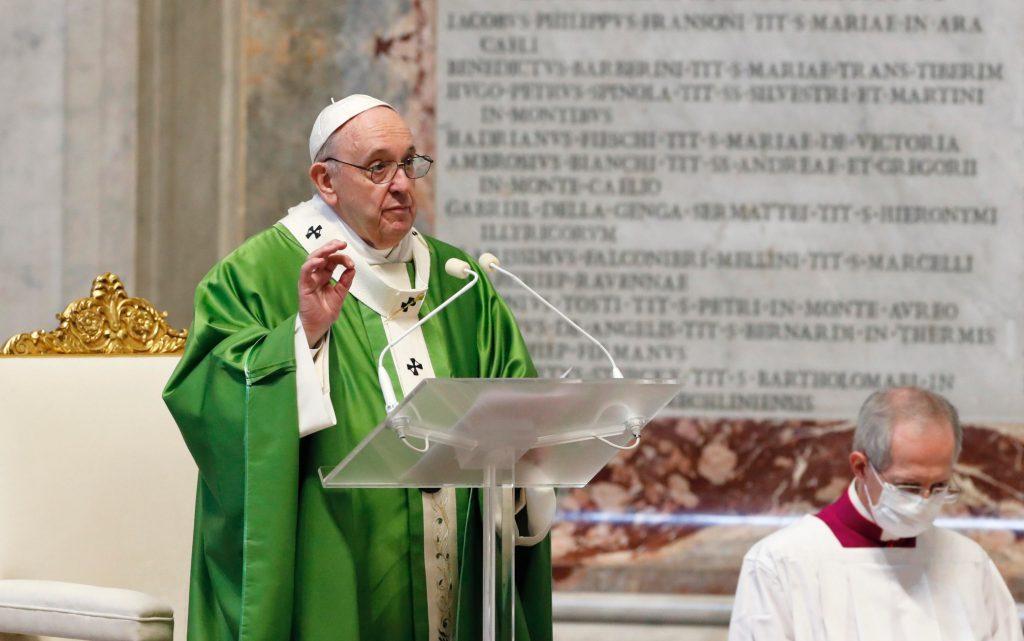 Il Papa ricorda don Roberto Malgesini nella Messa per la Giornata mondiale dei poveri