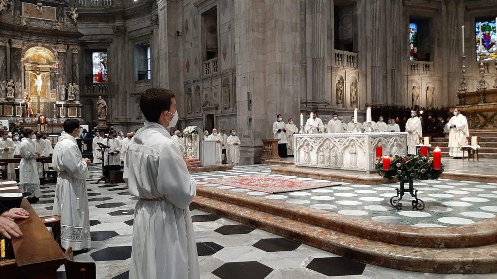 Ordinazioni diaconali 2020 2