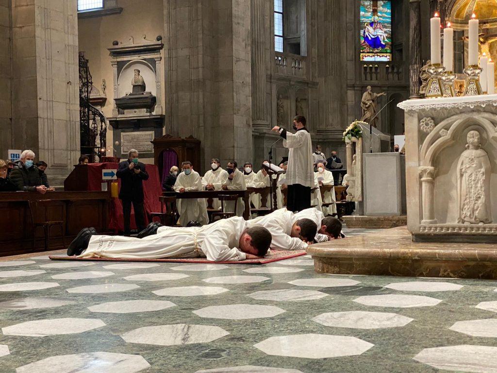 Ordinazioni diaconali 2020 4