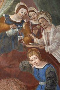 Andrea De Passeris, Nascita di Maria, 1511